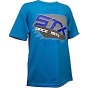 STX Boys' 'Since 1970' Lacrosse T-Shirt