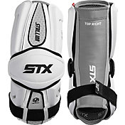 STX Men's Stallion 500 Lacrosse Arm Guards
