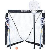 STX FiddleSTX 3-Player Mini Lacrosse Game Set