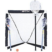 STX FiddleSTX 3-Player Mini Lacrosse Game Set