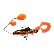 Suick Curly Spin Spinnerbait Lure