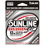 Sunline Assassin FC Fluorocarbon Fishing Line