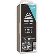 North by Swix Speed Brick Cold Weather Glide Wax