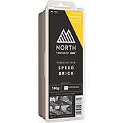 North by Swix Speed Brick Warm Weather Glide Wax