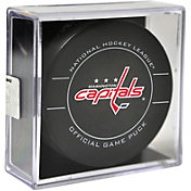 Sher-Wood Washington Capitals Official Game Puck