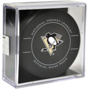 Sher-Wood Pittsburgh Penguins Official Game Puck