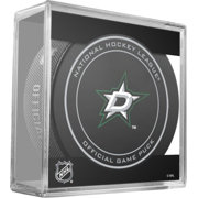 Sher-Wood Dallas Stars Official Game Puck