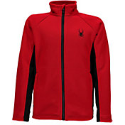 Spyder Boys' Constant Fleece Jacket