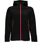 Spyder Boys' Orbit Fleece Full Zip Jacket