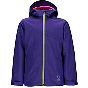 Spyder Girls' Reckon 3-in-1 Jacket