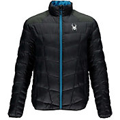 Spyder Men's Geared Synthetic Down Jacket