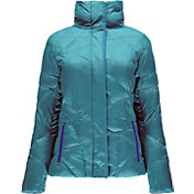 Spyder Women's Geared Synthetic Down Jacket