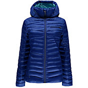 Spyder Women's Timeless Hoodie Down Jacket
