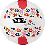Tachikara SofTec Flower Power Outdoor Volleyball