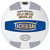 Tachikara SV-5W Gold Indoor Volleyball