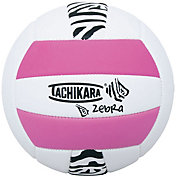 Tachikara Zebra Sof-Tec Outdoor Volleyball