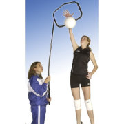 Tandem Volleyball Spike Trainer