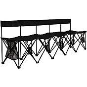 TravelChair TravelBench El Grande Black 5-Seat Model