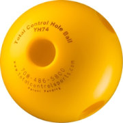 Total Control Sports TCB 74 Hole Balls - 48 Pack