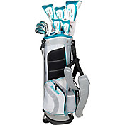 Tour Edge Women's Limited Edition Lady Edge 10-Piece Complete Set – (Graphite)