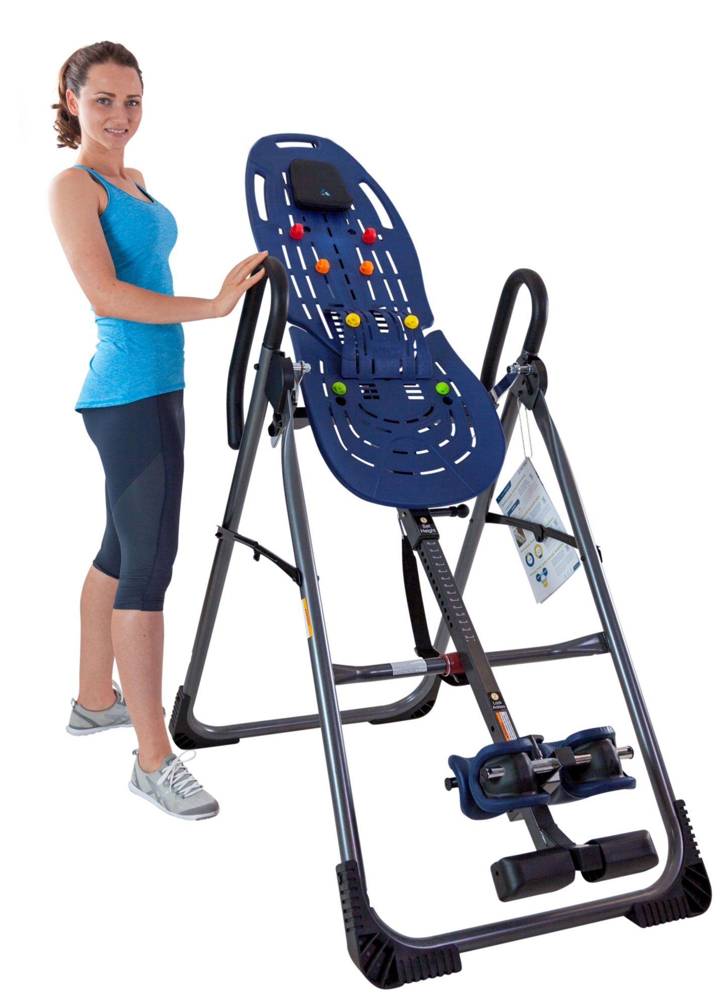 Teeter Inversion Table how to use a teeter in...