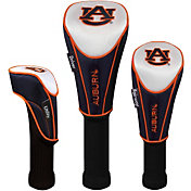 Team Effort Auburn Tigers Headcover Set - 3-Pack
