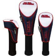 Team Effort Ole Miss Rebels Headcovers - 3-Pack