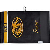 Team Effort Missouri Tigers Jacquard Golf Towel