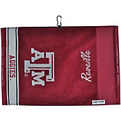 Team Effort Texas A&M Aggies Jacquard Golf Towel