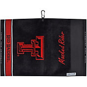 Team Effort Texas Tech Red Raiders Jacquard Golf Towel