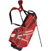 Team Effort Wisconsin Badgers Gridiron III Stand Bag