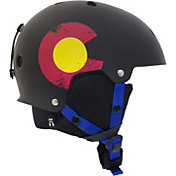 Triple Eight Colorado Flag Edition Snow Helmet