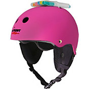 Triple Eight Youth Wipeout Snow Helmet with Drawing Markers