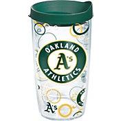 Tervis Oakland Athletics Bubble Up 16oz Tumbler
