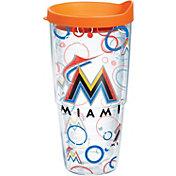 Tervis Miami Marlins Bubble Up 24oz Tumbler