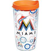 Tervis Miami Marlins Bubble Up 16oz Tumbler