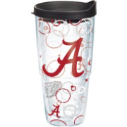 Tervis Alabama Crimson Tide Bubble Up Wrap 24oz Tumbler