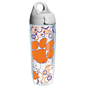 Tervis Clemson Tigers Bubble Up 24oz Water Bottle