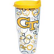 Tervis Georgia Tech Yellow Jackets Bubble Up Wrap 24oz Tumbler