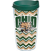 Tervis Ohio Bobcats Clear Chevron 16oz Tumbler