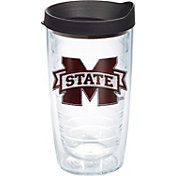 Tervis Mississippi State Bulldogs 16 oz Patch Logo Tumbler
