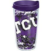 Tervis TCU Horned Frogs Splatter 16oz Tumbler