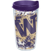 Tervis Washington Huskies Splatter 16oz Tumbler
