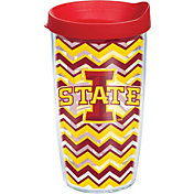 Tervis Iowa State Cyclones Clear Chevron 16oz Tumbler