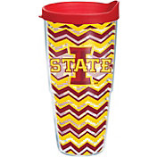 Tervis Iowa State Cyclones Clear Chevron 24oz Tumbler