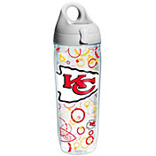 Tervis Kansas City Chiefs Bubble Up 24oz Water Bottle