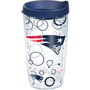Tervis New England Patriots Bubble Up 16oz Tumbler