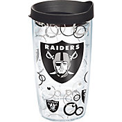 Tervis Oakland Raiders Bubble Up 16oz Tumbler