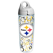 Tervis Pittsburgh Steelers Bubble Up 24oz Water Bottle
