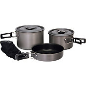 Texsport The Scouter Black Ice Cook Set